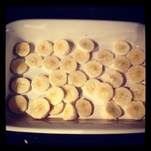 If you don't like banana, feel free to leave them out. It works just as well with the Baileys and chocolate.