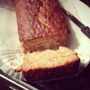 Banana bread…